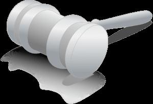 Derecho civil Martillo del Juez