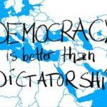 ¿Qué es peor una dictadura izquierda o una dictadura de derecha?.